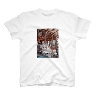kazaruruのメリーゴーランド T-shirts