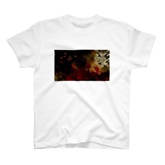 不思議なイラスト2 T-shirts