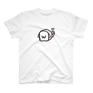 パン犬 T-shirts