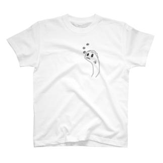 ちんあなご T-shirts