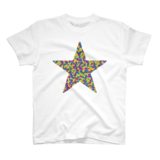 Mimizuku スター T-shirts
