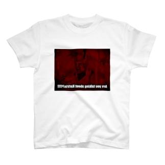クリリンのことじゃなくてもブッ○す tee T-shirts