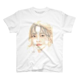 ふわりなでしこ T-shirts