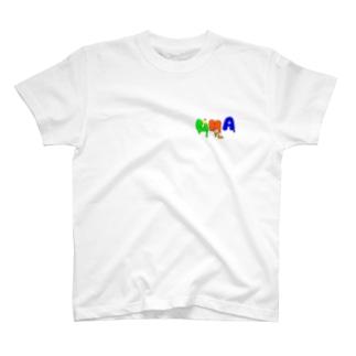 UMA カラーver T-shirts