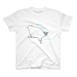 サラマンのライチョウ T-shirts