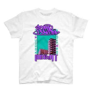 ソーシャル T-shirts