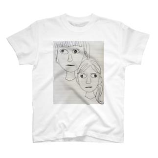 Maria Zwillinge T-shirts