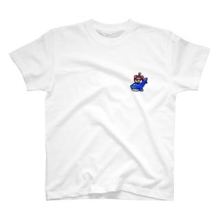 もこTサメ T-shirts