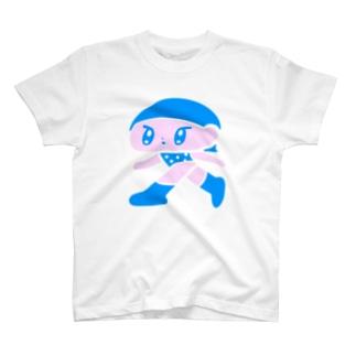 はしってる Tシャツ