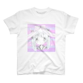 遺影でいぇーい T-shirts