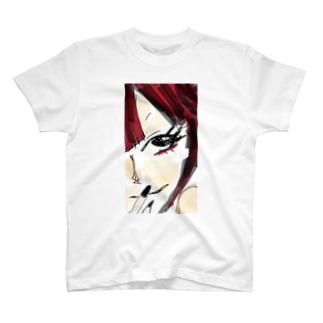 ᑦᑋ੨иPONYの地雷🌹 T-shirts