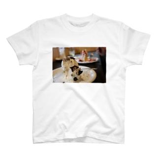 シフォンケーキ T-shirts