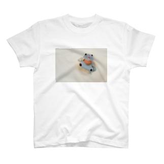 おこじょクッキー T-shirts