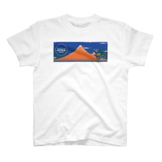 Tシャツ キービジュアル 白 T-shirts