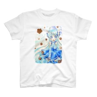 青猫しょこら T-shirts