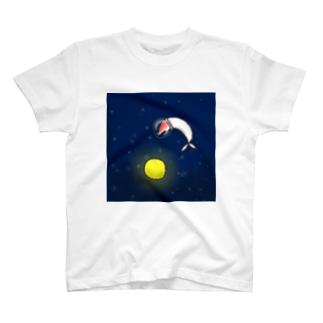 宇宙えび丸 T-Shirt