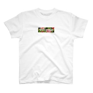 2017ss ~Ripple03~ T-shirts
