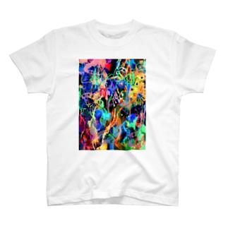 mikoの星空のラララ T-shirts