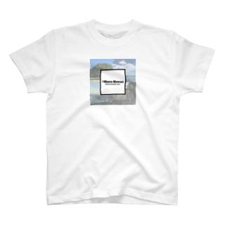 シェアハワイ ハワイ風景 T-shirts