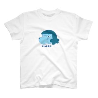 夏のガウ子 T-shirts