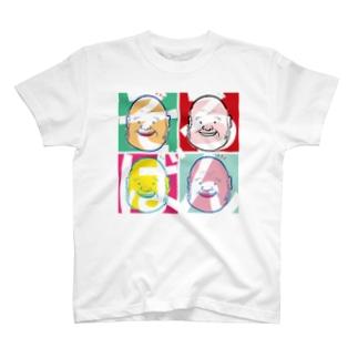 Prof.Y-β T-shirts