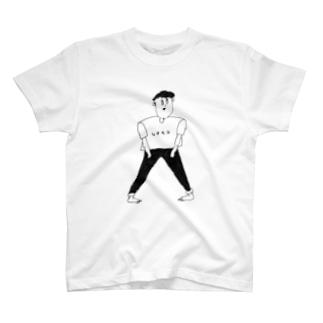 シナモン T-shirts