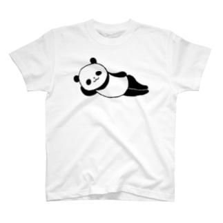 ねパンダ T-Shirt