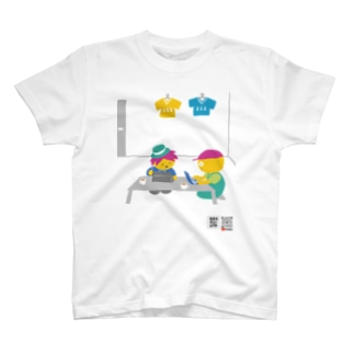 1_にににminiシアター T-shirts