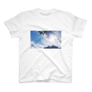 ちぇるのTシャツshopのなつのそら T-shirts