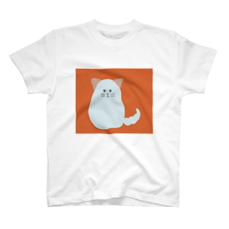 えかきうたのチンチラ T-shirts