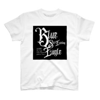 KIN95青い自己存在の鷲 T-Shirt