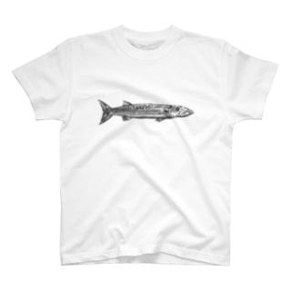 バラクーダさん T-shirts