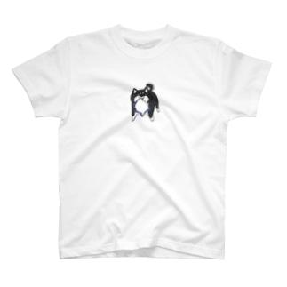表裏柴犬 T-shirts