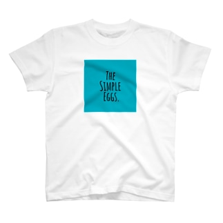 The Simple Eggs. T-shirts