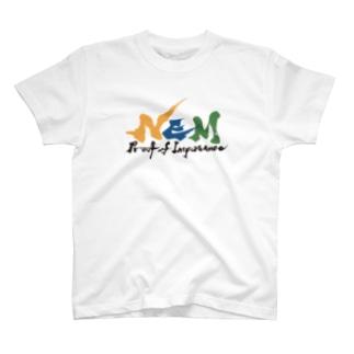 #NEM 3colors T-shirts