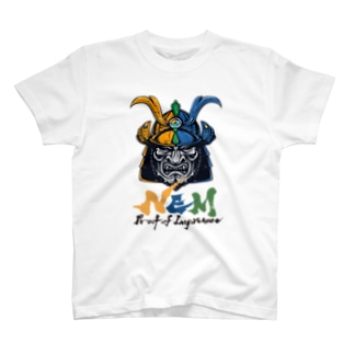 #NEM XEMURAI 3colors T-shirts