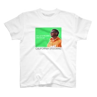 California Stocking T-Shirt