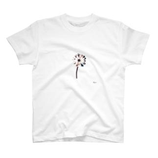 フラワーTシャツ! T-shirts