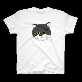 みかん と じろうさん家のじろうさん T-shirts