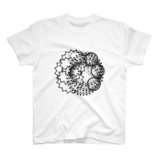 kado the 108 07 T-shirts