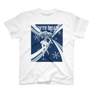 Be the oshantee#1 Winter Breath T-shirts