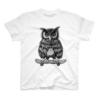 FUKU-ROW T-shirts