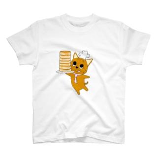 パン屋のハナ T-shirts