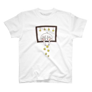 窓際のほしぞら T-shirts