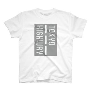TOKYO HIGHWAY Tshirts White T-shirts