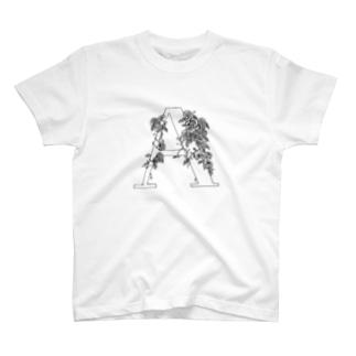 イニシャルA T-shirts