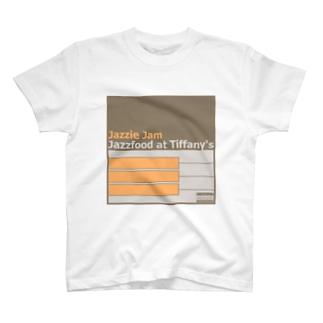 United Sweet Soul MerchのJazzfood at Tiffany's T-shirts