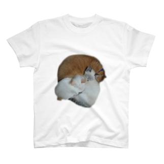 ねこだんご T-shirts
