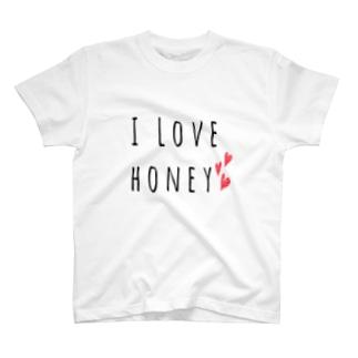 honey T-shirts