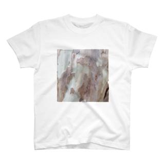 樹皮 T-shirts